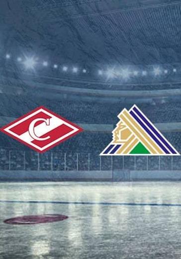 ХК Спартак - ХК Салават Юлаев logo