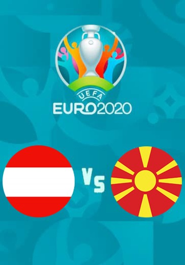 Австрия - Северная Македония, Евро 2020, группа C logo