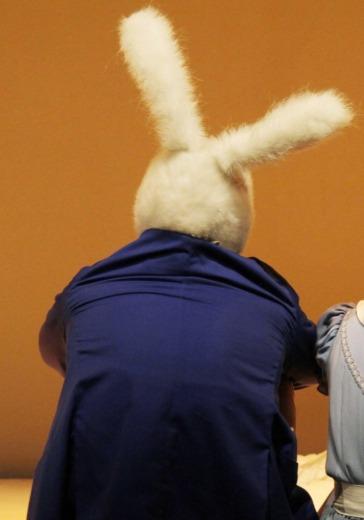 Удивительное путешествие кролика Эдварда logo
