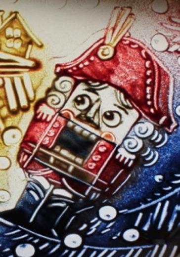 """""""Щелкунчик"""" с песочной анимацией. Квартет """"Мелодион"""" logo"""