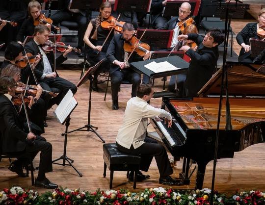 «Музыкальная сборная России» Мирослав Култышев, фортепиано