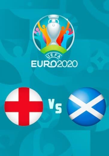 Англия - Шотландия, Евро-2020, Группа D logo