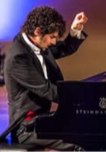 Академический симфонический оркестр филармонии Дирижер - Ион Марин. Солист - Федерико Колли logo