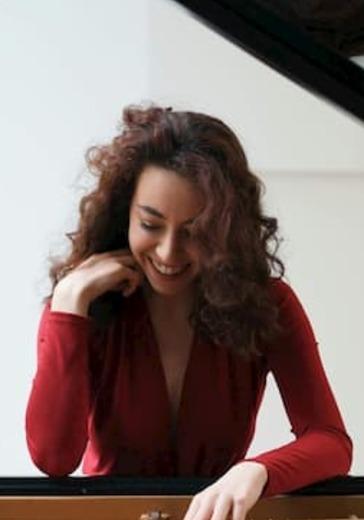 Алис Бурла (фортепиано) logo