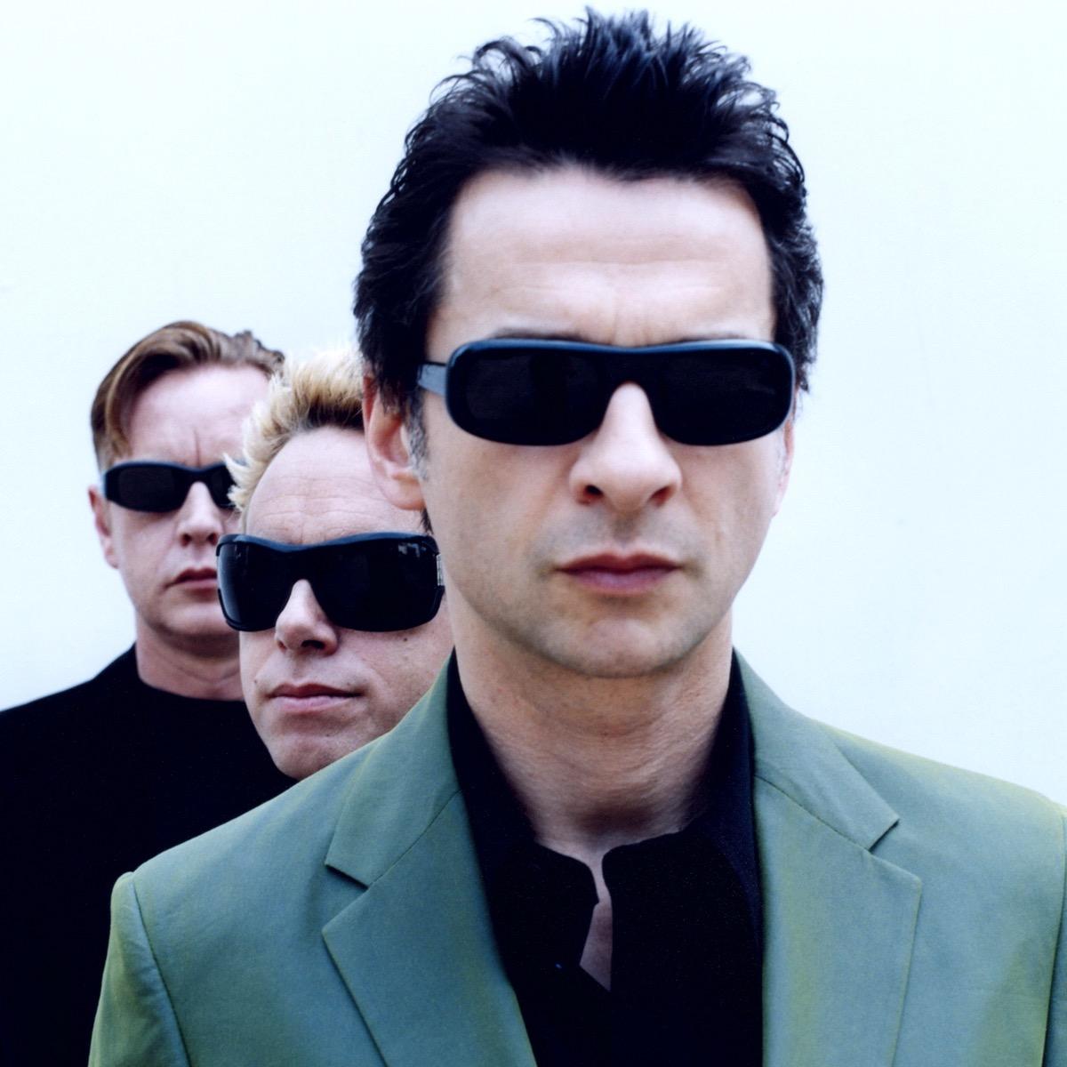 "Depeche Mode в ""Олимпийском"""