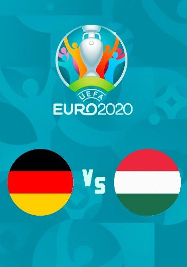 Германия - Венгрия, Евро-2020, Группа F logo