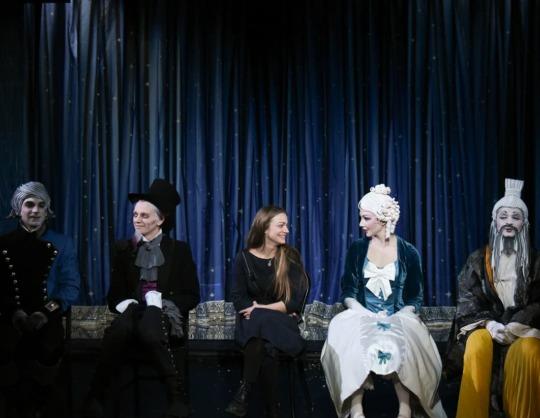 Волшебный театр Андерсена