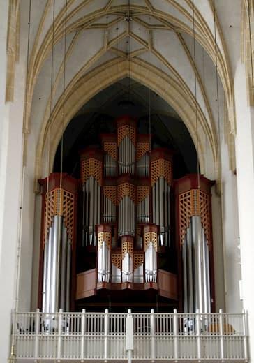 Шедевры органной музыки logo