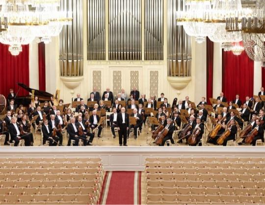 Брамс. Концерт для скрипки с оркестром. Рахманинов. Симфония № 3