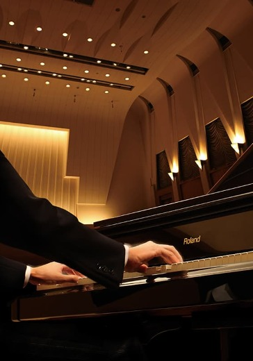 Алексей Чернов (фортепиано) logo