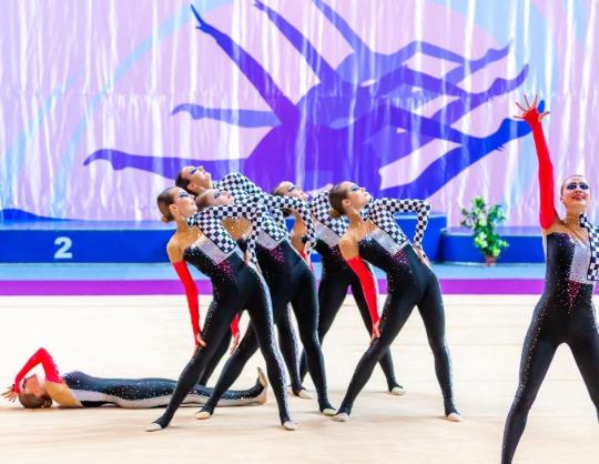 Чемпионат Европы по эстетической гимнастике