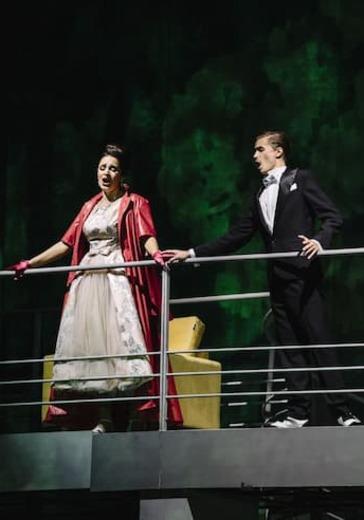 """Фестиваль """"Опера-всем"""". """"Дон Паскуале"""" logo"""