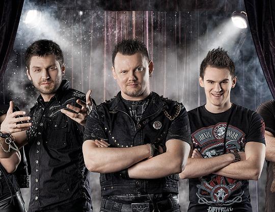 """Группа """"КняZz"""". Концерт с программой-посвящением группе """"Король и Шут"""": """"Блуждают тени"""""""