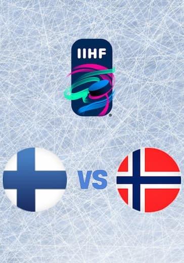 Чемпионат мира по хоккею. Финляндия - Норвегия logo
