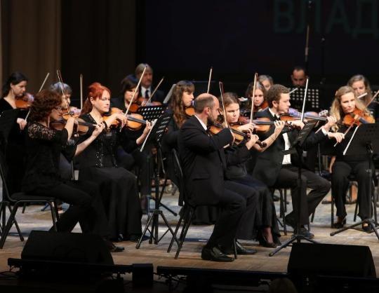 Губернаторский симфонический оркестр Санкт-Петербурга М. Алексеев
