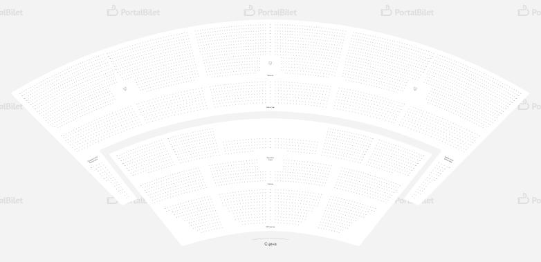 Крокус Сити Холл схема концертной площадки