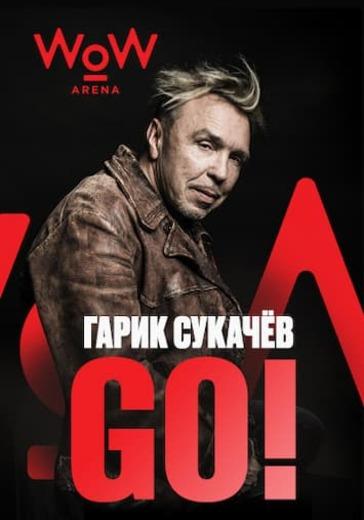 Гарик Сукачёв. Сольный концерт logo