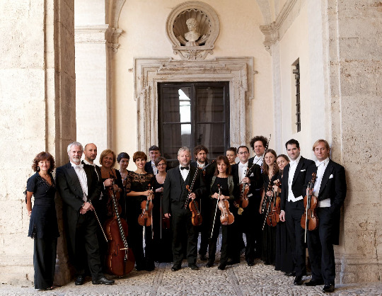 Оркестр Europe Galante Эмёке Барат, сопрано