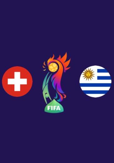 ЧМ по пляжному футболу FIFA. 1/4 финала, Швейцария - Уругвай logo