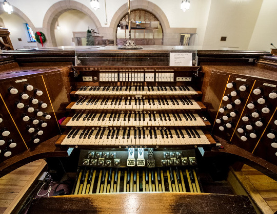 Томас Троттер, орган (Великобритания)