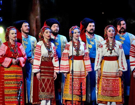 Концерт, посвященный 210-летию Государственного академического Кубанского казачьего хора (перенос)