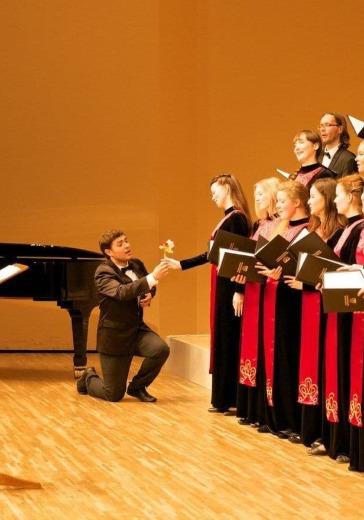 IV Международный Великопостный хоровой фестиваль logo