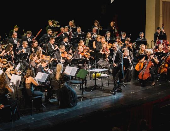 Камерный оркестр театра «Мюзик-холл» «Северная симфониетта»