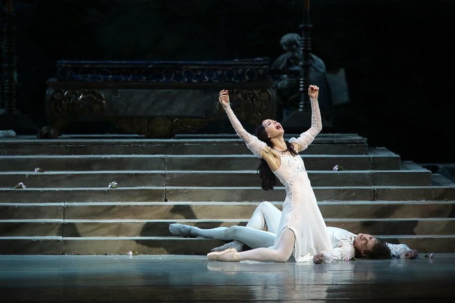 Картинки о балете ромео и джульетта