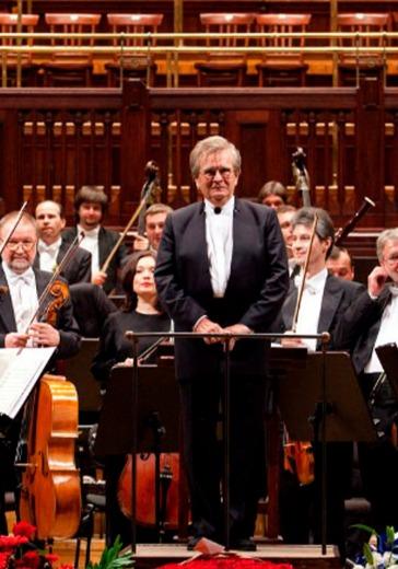 Большой симфонический оркестр имени П.И. Чайковского logo