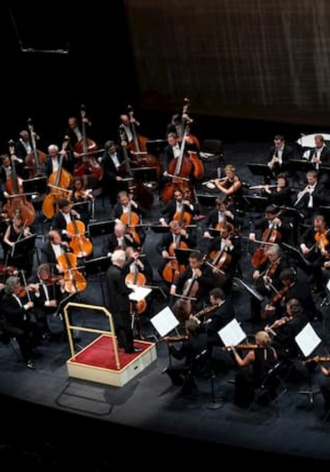 Санкт-Петербургский симфонический оркестр logo