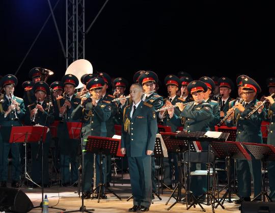 «Дню Победы посвящается…» Закрытие фестиваля