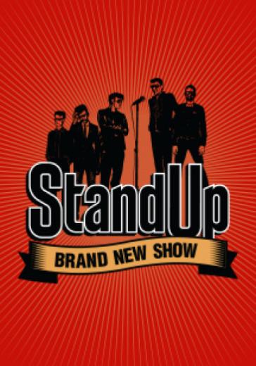 Stand Up. Новосибирск logo