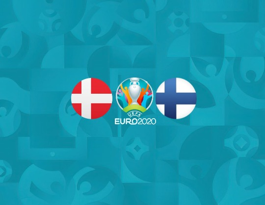 Дания - Финляндия, Евро-2020, Группа B