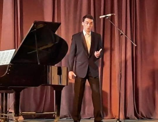 Творческая молодёжь Московской консерватории. Тарас Макаренко, Альбина Шакирова