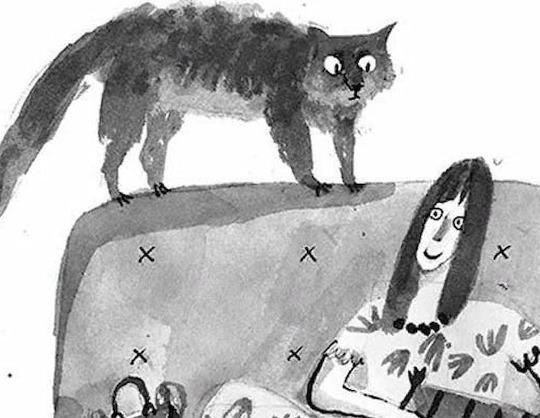 Дневник кота-убийцы