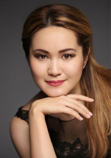 Диляра Идрисова, сопрано. Мария Успенская logo