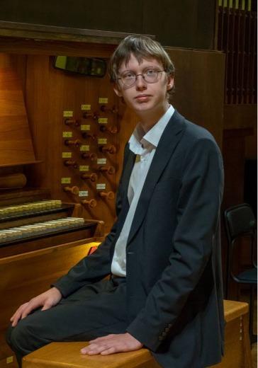 Фестиваль Органной музыки. Владимир Скоморохов logo