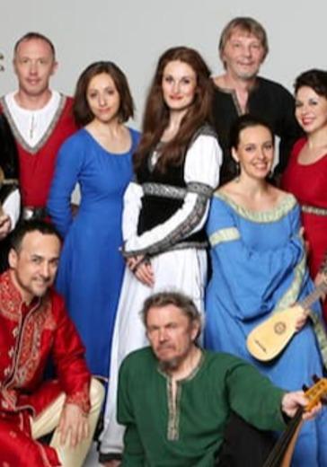 Музыка средневековой Европы logo