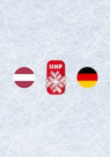 Чемпионат мира по хоккею 2021:Латвия - Германия logo