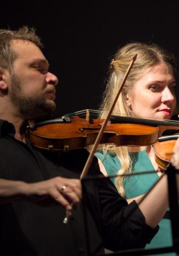 Singolo Orchestra. Музыка кино logo