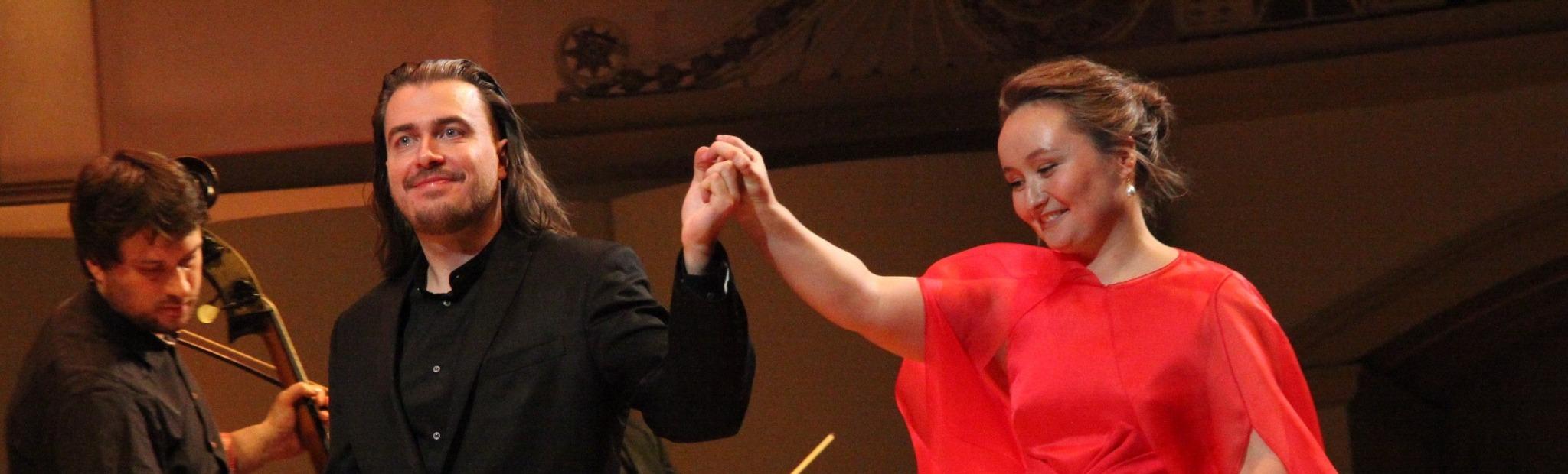 Юлия Лежнева, сопрано