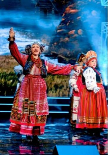 """Золотые хиты """"Русской песни"""" logo"""