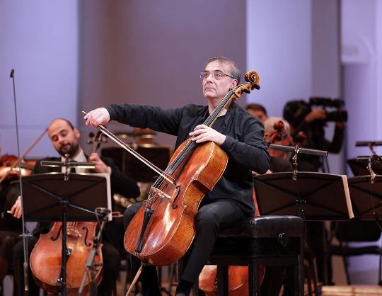 Александр Рудин (виолончель)