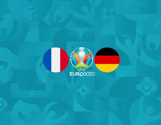 Франция - Германия, Евро-2020, Группа F
