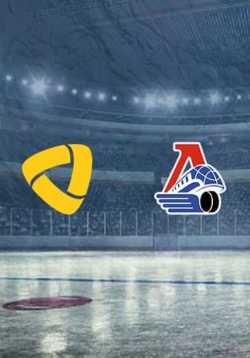 ХК Северсталь - ХК Локомотив logo