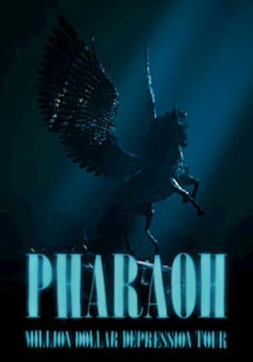 Pharaoh. Million Dollar Depression Tour logo