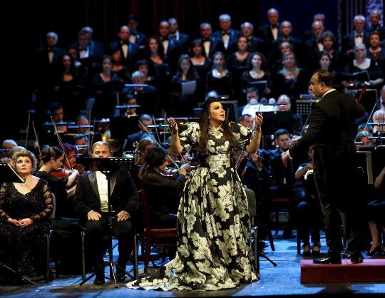 Мария Гулегина, сопрано