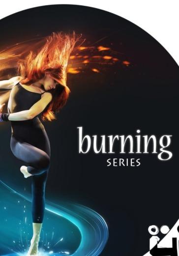 Burning Series logo
