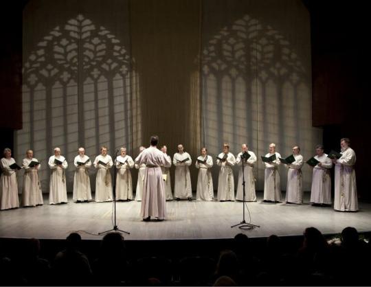 Хор Данилова монастыря. «Ave Maria»