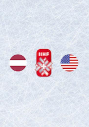 Чемпионат мира по хоккею 2021:Латвия - США logo